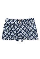 Precioux - Girls Shorts Blue