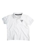 GUESS - Boys Golfer White