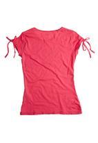 GUESS - Girls Side-tie T-shirt Pink