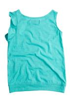 GUESS - Top With Frill Green
