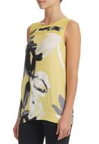 Next - Sleeveless Top with Print-detail Multi-colour
