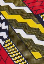 AfroDizzy - African-print V-neck Cami Multi-colour