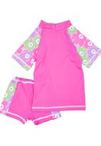 Lizzy - Becky Swim Set Pink