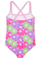 Lizzy - Buffy Floral 1-piece Pink