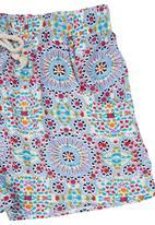 Precioux - Printed Shorts Multi-colour