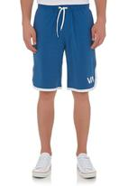 RVCA - VA sport shorts II Dark Blue