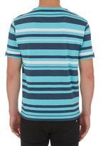 Smith & Jones - Landsdowne T-shirt Mid Blue