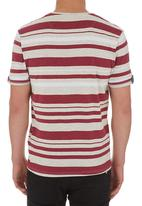 Smith & Jones - Landsdowne T-shirt Red