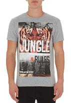 Voi - Tiger T-shirt Grey