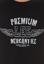 Lee  - Fly Tee Black