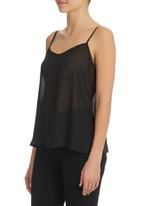 edge - Cami Black