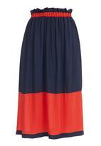 RUFF TUNG - Full Skirt Multi-colour