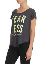 Nike - Fearless T-Shirt Grey