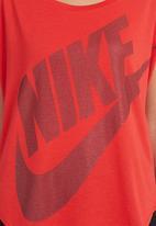 Nike - Signal Shine Top Red
