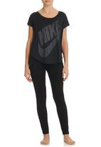 Nike - Signal Shine Top Black