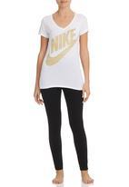 Nike - Signal Shine Top White