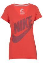 Nike - Futura Shine Top Red