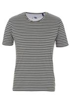 Pride & Soul - Pierce T-shirt Grey