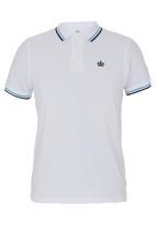 Pride & Soul - Rubidoux Golfer White