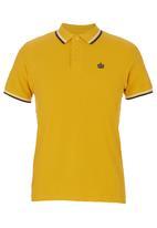 Pride & Soul - Rubidoux Golfer Yellow