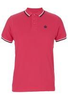 Pride & Soul - Rubidoux Golfer Dark Pink
