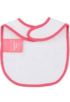 Character Baby - Hello Kitty Jersey Bib Mid Pink