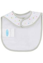 Character Baby - Tiny Tatty Teddy Jersey Bib Yellow