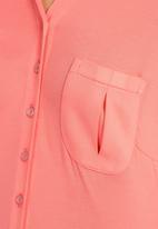 KARMA - Oh La La Shirt Peach