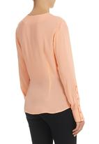 KARMA - Mystical Blouse Peach