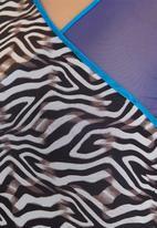 Marianne Fassler - Gauze Wrap Top Multi-colour