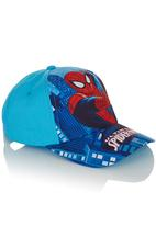 Character Fashion - Spiderman Peak Cap Mid Blue