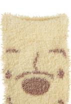 Character Baby - Winnie the Pooh Sleep Socks Yellow