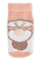 Character Baby - Tigger Sleep Socks Orange