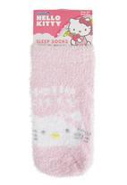 Character Baby - Hello Kitty Sleep Socks Mid Pink