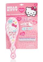 Character Fashion - Hello Kitty Brush Set Mid Pink
