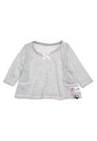 Precioux - Baby Girl Jersey Grey