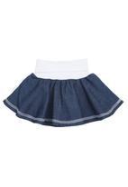 Precioux - Baby Skirt White