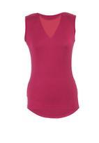 KARMA - V-neck Tank Pink