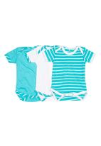 Precioux - 3-pack Babygro Multi-colour
