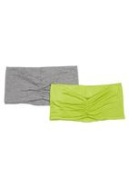 Precioux - 2-pack Girls Bandeau Multi-colour