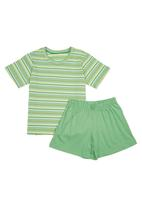 Precioux Bucks - Boys Pyjamas Green