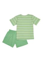 Precioux Bucks - Older Boys Pyjamas Green