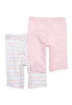 Precioux - 2-Pack Baby Leggings Multi-colour