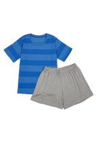 Precioux Bucks - Older Boys Pyjamas Grey