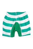 Precioux Bucks - Baby Boys Shorts Green