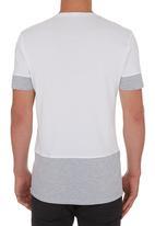 STYLE REPUBLIC - Colourblock T-shirt White