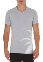 STYLE REPUBLIC - Leaf T-shirt Grey