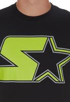 Starter - Star T-shirt Black