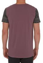 St Goliath - Afterdark T-shirt Purple