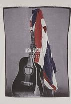 Ben Sherman - Union Guitar Print White